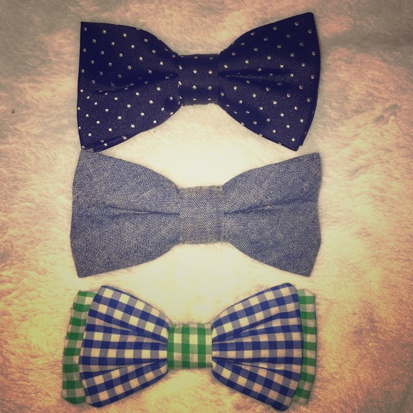Mud Pie Other - Toddler boys bow ties
